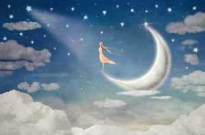 the conscious nest girl moon